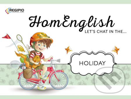HomEnglish: Let's Chat About holiday -