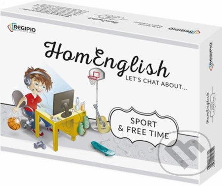 HomEnglish: Let's Chat About sport & free time -