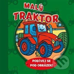 Interdrought2020.com Malý traktor – podívej se pod obrázek! Image