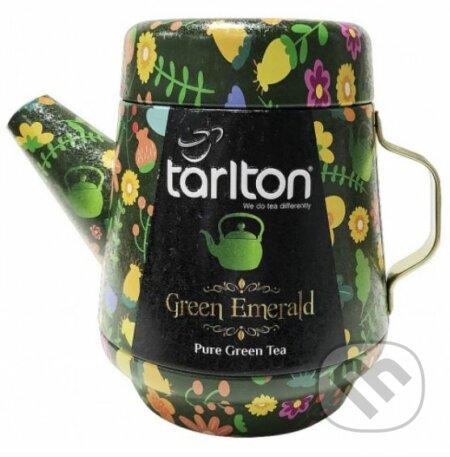 TARLTON Tea Pot Green Emerald - Bio - Racio