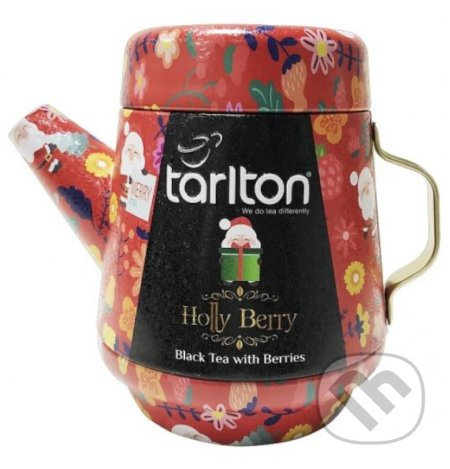 TARLTON Tea Pot Holly Berry -