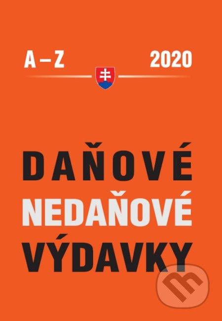 Fatimma.cz Daňové a nedaňové výdavky 2020 Image