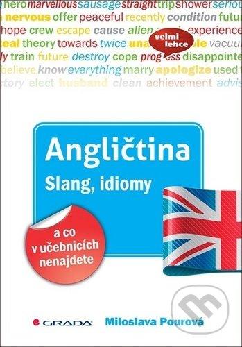Fatimma.cz Angličtina Slang, idiomy a co v učebnicích nenajdete Image