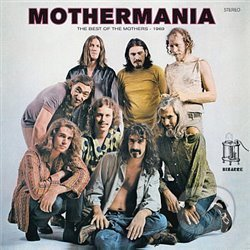 Frank Zappa: Mothermania - The Best Of Mothers LP - Frank Zappa