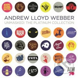 Andrew Lloyd Webber: Unmasked - The Platinum Collection - Andrew Lloyd Webber