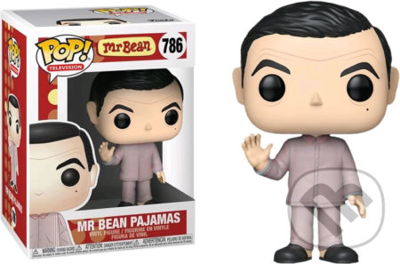 Funko POP TV: Mr Bean - Pajamas w/Teddy Bear chase -