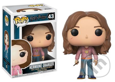 Funko POP Movies: Harry Potter - Hermione w/ Time Turner -