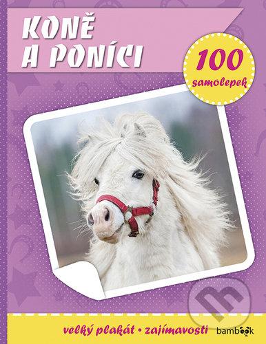 Koně a poníci - Bambook - Grada