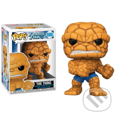 Funko POP Marvel: Fantastic Four - The Thing -