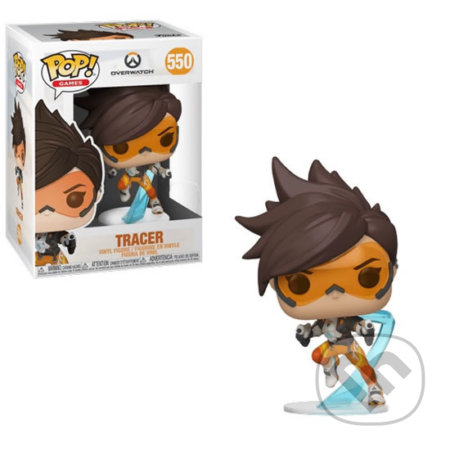 Funko POP Games: Overwatch - Tracer (OW2) -