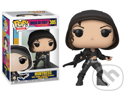 Funko POP Heroes: Birds of Prey - Huntress -