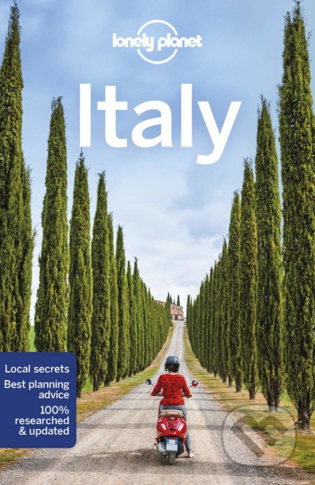 Italy 14 - Lonely Planet