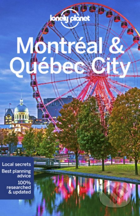 Montreal & Quebec City 5 - Lonely Planet