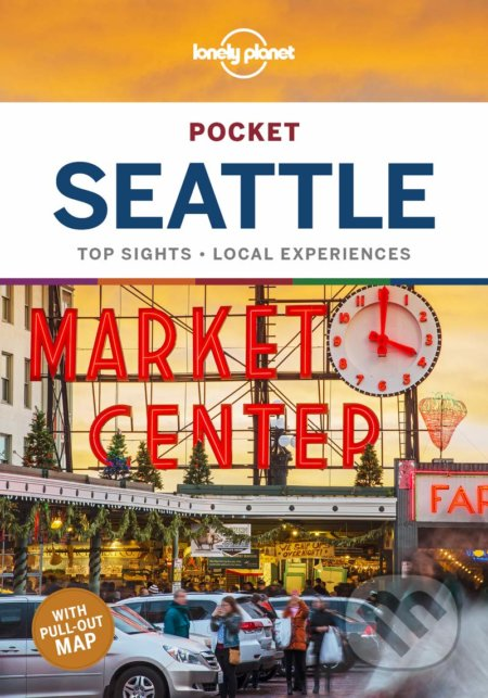 Pocket Seattle 2 - Lonely Planet