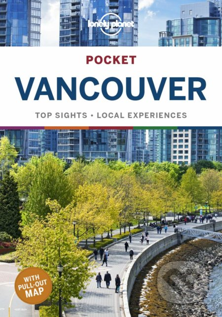 Pocket Vancouver 3 - Lonely Planet