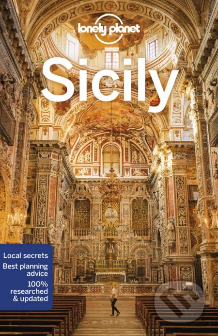 Sicily 8 - Lonely Planet