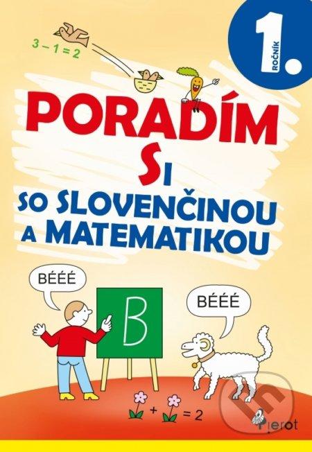 Removu.cz Poradím si so slovenčinou a matematikou 1. trieda Image