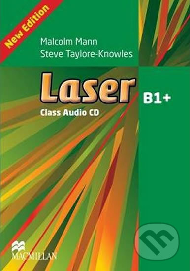 Laser (3rd Edition) B1+: Class Audio CDs - Steve Taylore-Knowles
