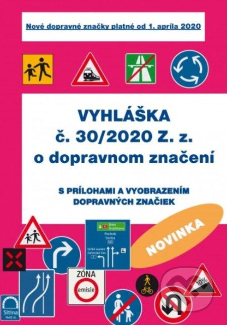 Bthestar.it Vyhláška č. 30/2020 Z.z. o dopravnom značení Image