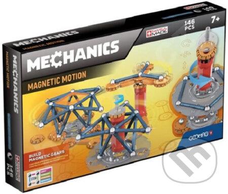 Geomag Mechanics 146 dílků - Geomag