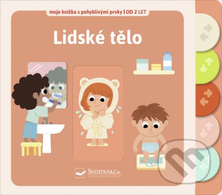 Peticenemocnicesusice.cz Lidské tělo - Moje knížka s pohyblivými prvky Image