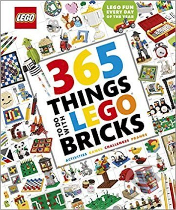 365 Things to Do with LEGO® Bricks - Dorling Kindersley