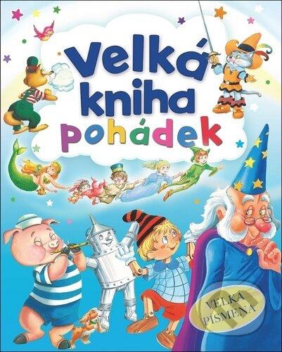 Peticenemocnicesusice.cz Velká kniha pohádek Image