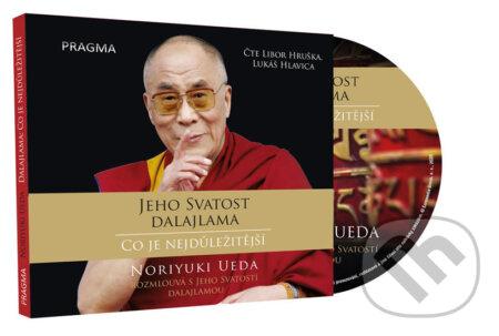Dalajlama: Co je nejdůležitější - Ueda Noriyuki
