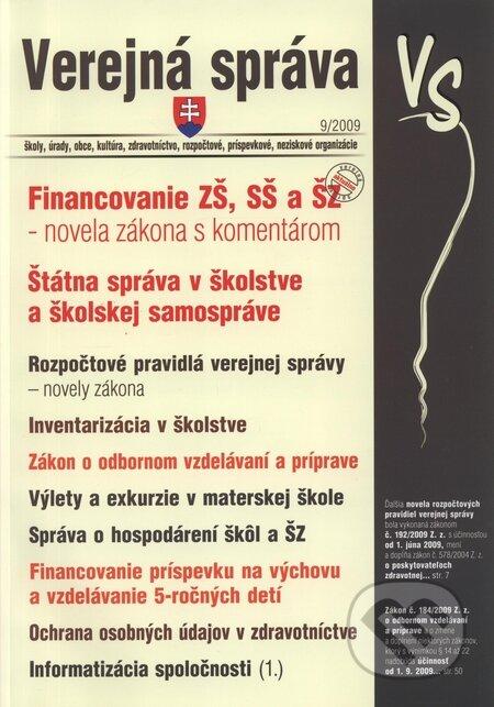 Fatimma.cz Verejná správa 9/2009 Image