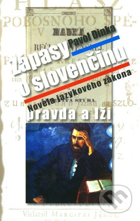 Fatimma.cz Zápasy o slovenčinu: pravda a lži Image