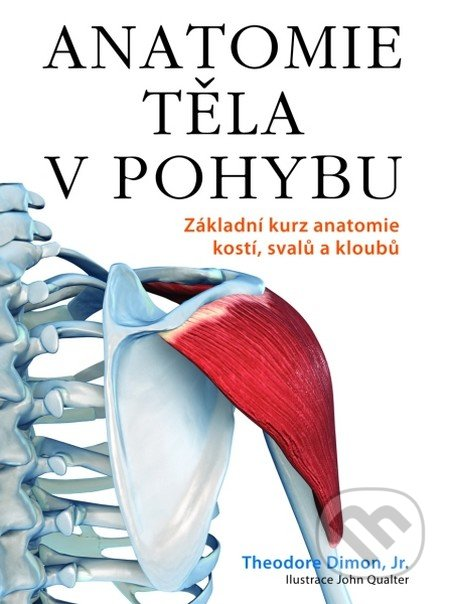 Fatimma.cz Anatomie těla v pohybu Image
