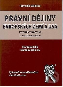 Interdrought2020.com Právní dějiny evropských zemí a USA Image