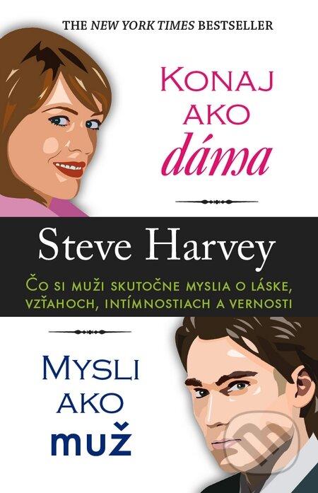 43c61b894 Konaj ako dáma, mysli ako muž - Steve Harvey
