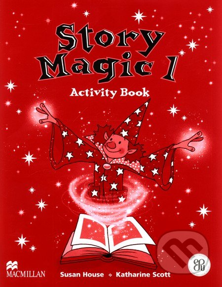 Story Magic 1 - Activity Book - MacMillan