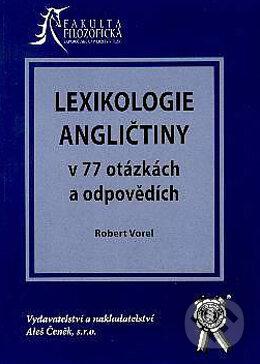 Interdrought2020.com Lexikologie angličtiny v 77 otázkách a odpovědích Image