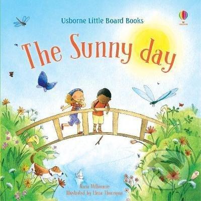 The Sunny Day - Anna Milbourne, Elena Temporin (ilustrácie)