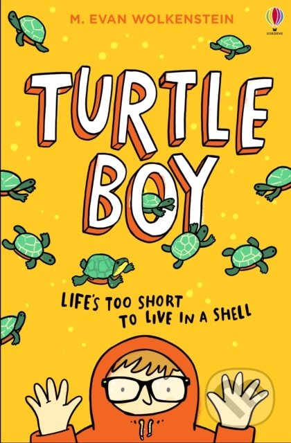 Turtle Boy - M. Evan Wolkenstein