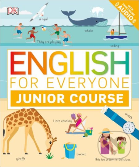 English for Everyone - Junior - Dorling Kindersley