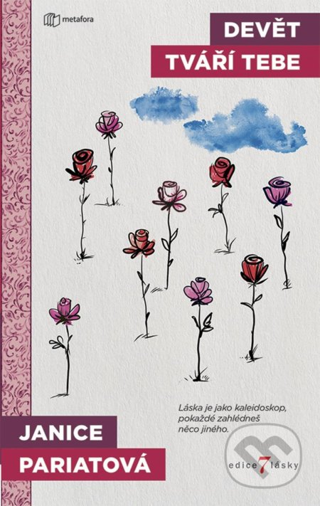 Devět tváří tebe - Janice Pariatová