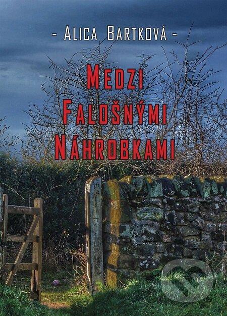 Medzi falošnými náhrobkami - Alica Bartková