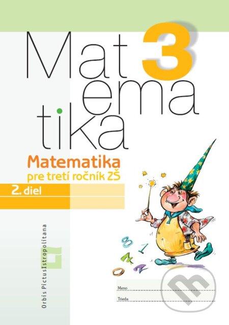 Matematika 3 pre základné školy - Vladimír Repáš a kolektív