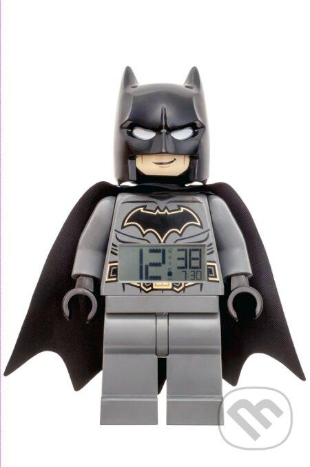 LEGO DC Super Heroes Batman - hodiny s budíkem - LEGO