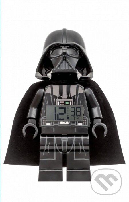 LEGO Star Wars Darth Vader - hodiny s budíkem - LEGO