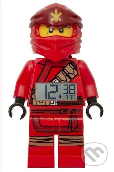 LEGO Ninjago Kai - hodiny s budíkem - LEGO