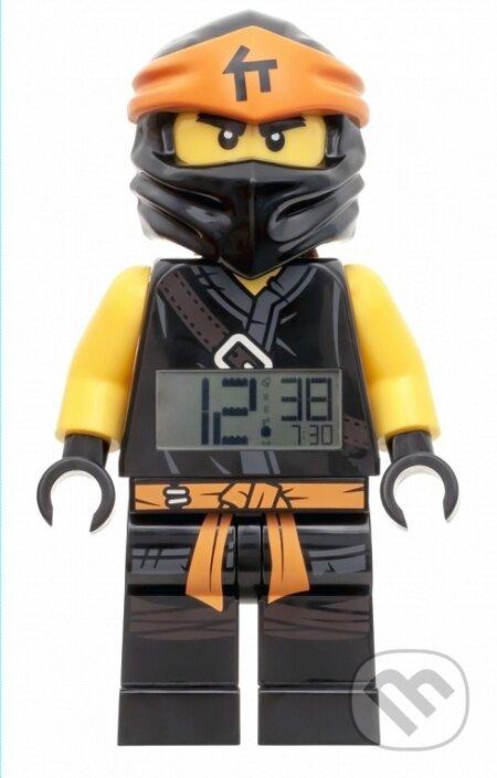 LEGO Ninjago Cole - hodiny s budíkem - LEGO