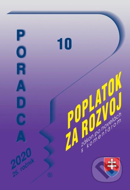 Excelsiorportofino.it Poradca 10/2020 – Zákon o miestnom poplatku za rozvoj s komentárom Image
