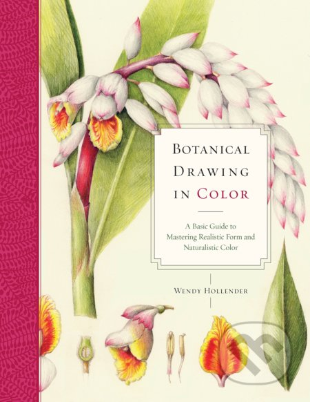 Botanical Drawing In Color - Wendy Hollender