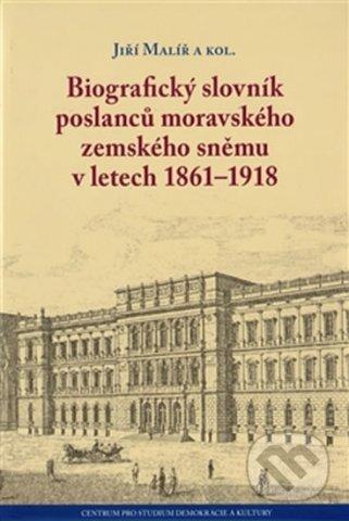 Bthestar.it Biografický slovník poslanců moravského zemského sněmu v letech 1861–1918 Image