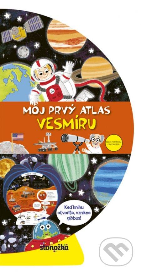 Môj prvý atlas vesmíru - Louise Forshaw