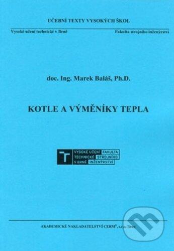 Kotle a výměníky tepla - Marek Baláš